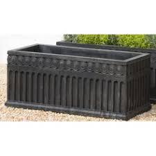 Large Planter Box by Hudson Large Rectangular Planter Box Products Rectangular