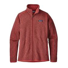 maroon sweater patagonia s better sweater fleece jacket