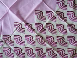 vj442 japanese vtg furoshiki gift wrapping cloth nylon