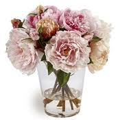 faux peonies artificial silk peony floral arrangements faux peony flowers