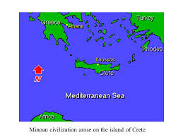 the minoans and mycenaeans who were they where did they come from