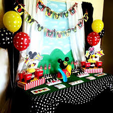 mickey mouse clubhouse party mickey mouse clubhouse themed party decorations mickey mouse