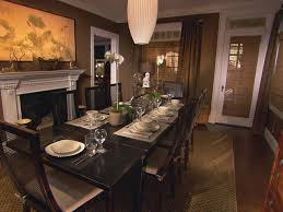 dazzling small asian dining room with oriental door design and