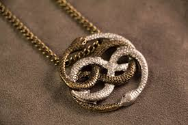 necklace story images Auryn necklace pendant gold silver inspired by the jpg