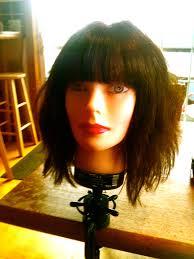 ponytail shag diy haircut how to hair girl the glory of the shlob shaggy layered bob