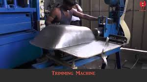 trolley manufacturing machinery by yashwant industries ahmedabad