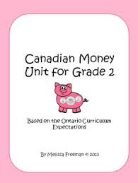 this 3 page canadian money test for 2nd grade covers adding coins
