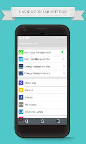 Google Top Bar Navigation Bar For Android Assistive Control Android Apps On