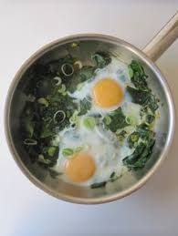 cuisine irakienne à la cuisine irakienne makhlama bil sbenagh œufs aux épinards
