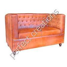 Vintage Leather Sofas Vintage Leather Furniture Exporter From Jodhpur