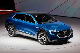 audi q6 electric suv to be built in belgium from 2018 autoevolution