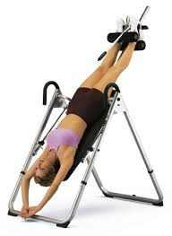 inversion table for neck pain obsession fitness exercise equipment home gyms kettler apollo