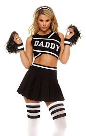 Cute Halloween Costumes 12 Girls 10 Cheerleader Costume Ideas Cheerleader