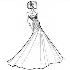 design a wedding dress template