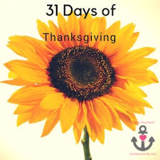31 days of thanksgiving archives amelia mcneilly