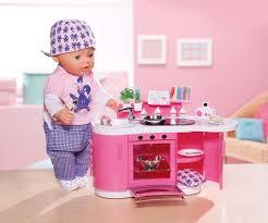 baby born küche zapf creation 815755 baby born interactive küche de