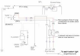 qaud tail light wiring