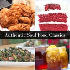 Soul Food Thanksgiving Dinner Menu Southern Cornbread Dressing Recipe Divas Can Cook