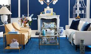 blue and white rooms stylist challenge blue and white rooms