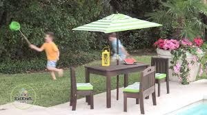 Kidkraft Outdoor Picnic Table by Kidkraft