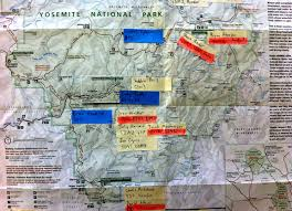 Map Of Yosemite Yosemite Steve The Life U0026 Times Of A Natural History Filmmaker