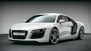 Audi R8 White - audi r8 white desktop wallpaper free desktop wallpaper