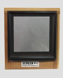 screeneze porch screening system capitol city lumber