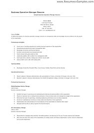 resume objective statement for business management management resume objective statement