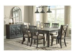 casual dining room tables signature design by ashley tyler creek casual dining room group