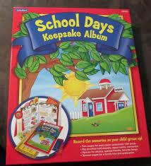 school days keepsake album high school keepsake book