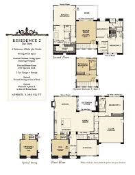 28 santa fe floor plans cervantes santa fe style home plan