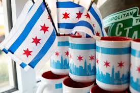 What Does The Usa Flag Represent History Of The Chicago Flag Chicago Tribune