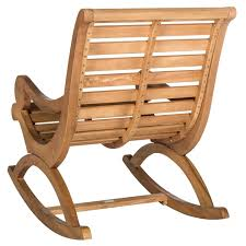 Patio Rocking Chair Teak Type Plantation Patio Rocking Chair