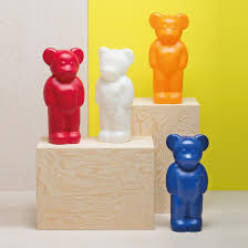 gummy bear lamp shade modern wall sconces and bed ideas