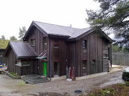 Medium Sized Houses Private House In Bergen 3dstudija Scandinavian Idolza