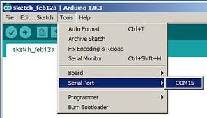 arduino info yourduinoengstarter