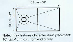 kerdi shower pan large format tiles tiling contractor talk