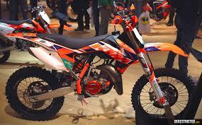 2015 ktm motocross bikes ktm eicma 2015 derestricted