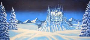 Castle Backdrop Ice Castle U2013 Disney Castle Backdrop Grosh