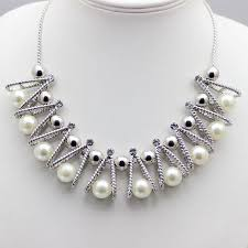 trendy pearl necklace images Sandi pointe virtual library of collections jpg