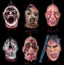 Big Head Halloween Costumes Discount Zombie Head Prop 2017 Zombie Head Prop Sale