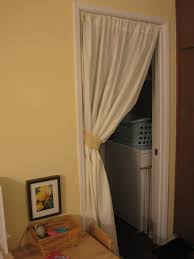 curtain doorway home design