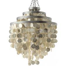 Chandelier Shapes Capiz Chandeliers Seashells In Various Shapes And Size For Any Room