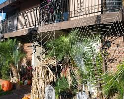 51 spider halloween outdoor decorating ideas halloween