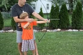 backyard archery set build backyard archery range