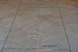 Wood Grain Stamped Concrete by How To Make A Concrete Floor Look Like Limestone Garden And A