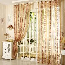 discount and trendy sheer curtains of jacquard crafts buy multi