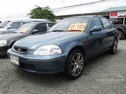 honda civic 1998 vti honda civic 1998 vti 1 6 in ภาคเหน อ automatic sedan ส ฟ า for