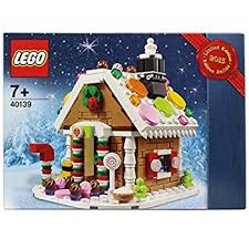 christmas gingerbread house lego 40139 christmas gingerbread house co uk toys