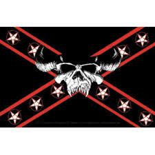Confederate Flag Jewelry Danzig Rebel Flag Sticker